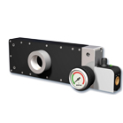 Multi-stage ejectors with control valve, CMS-R/S/U/V series