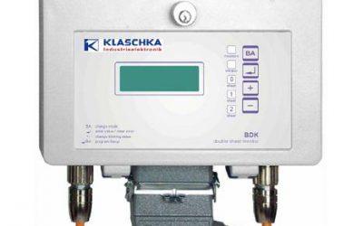 Universal Double Sheet Metal Monitor BDK
