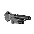 Self-regulating vacuum pumps (pneumatic vacuum and blow-off control), GVMAXNK14P
