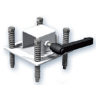 Systems with 4 compensated springs, RSC series