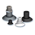 Paper-handling suction cups, VPA series