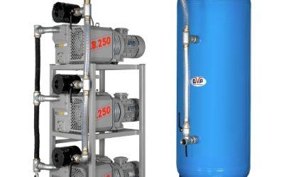 CPA 3Hx305/1000V VACUUM SYSTEM CPA 3Hx305/1000V