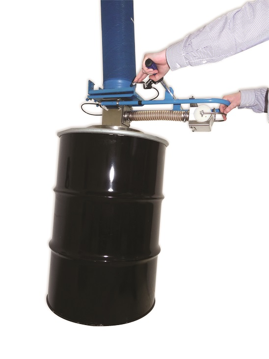 Drum Barrel And Keg Lift And Handling Dab Technology