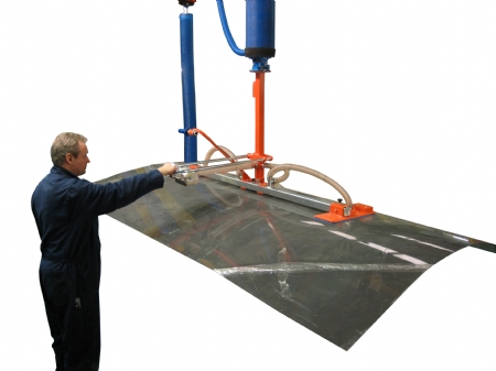 Sheet Lifters Steel Plastic Glass Lifting Dab Technology