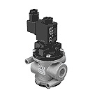 Vacuum valves, 3 channels, AG series